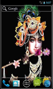 Shree Krishna Live Wallpaper - screenshot thumbnail