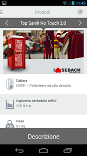 Sebach app- screenshot thumbnail