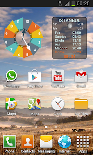 Clock Widget from Atrix HD Now Available via APK File, Looks Awfully Similar to Rings Digital Weathe