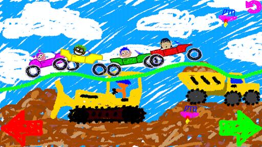 Scribble Scramble Racing