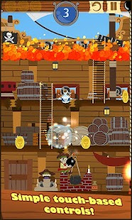 Clumsy Pirates - screenshot thumbnail