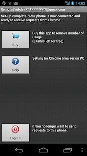 RemoteSwitch- screenshot thumbnail