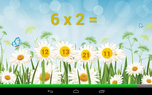 Times Tables Game (free) - screenshot thumbnail