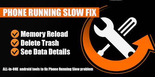 Phone Running Slow Fix