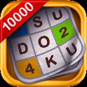 Sudoku 10'000 icon