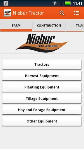 Niebur Tractor