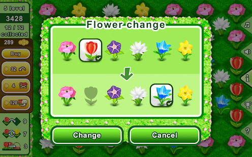 Bouquets - puzzle flower mania- screenshot thumbnail