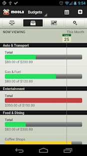mooLa! (Checkbook & Finance) - screenshot thumbnail