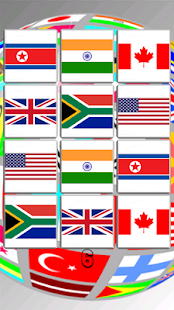 World Flags Memory- screenshot thumbnail