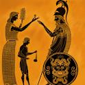 Легенды и мифы Древней Греции logo