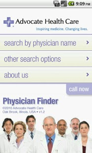 Advocate Physician Finder- screenshot thumbnail