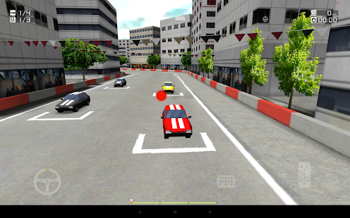 3D Circle Race Free