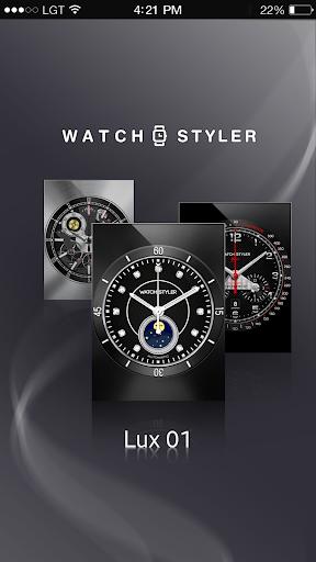 Watch Face Gear S - Lux1