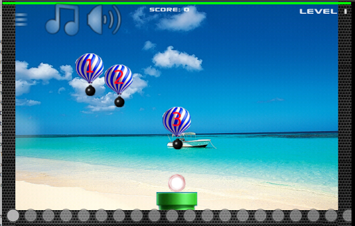 【免費動作App】shoot balloon bomb-APP點子