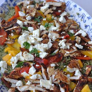 Jamie Oliver's San Fran Quinoa Salad.