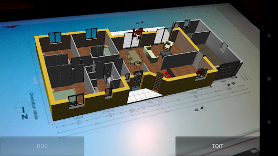 Virtual plan 3d android apps on google play - Virtual home design software free download ...