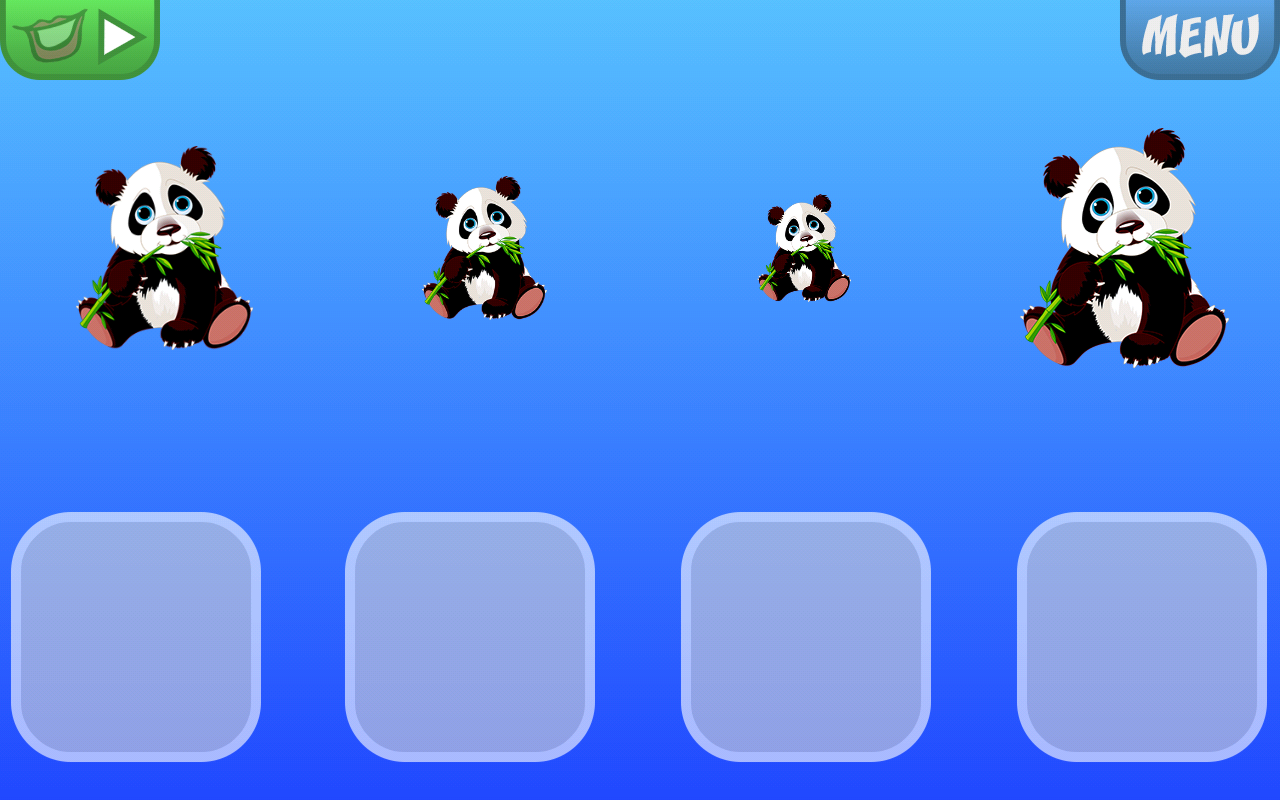 Preschool games for learning colors - Preschool Games For Kids Screenshot