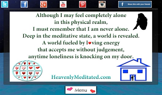 Daily Positive Affirmations- screenshot thumbnail