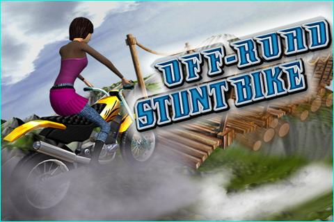 Off-Road Stunt Bike Lite