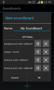 Custom Soundboard Creator screenshot 1