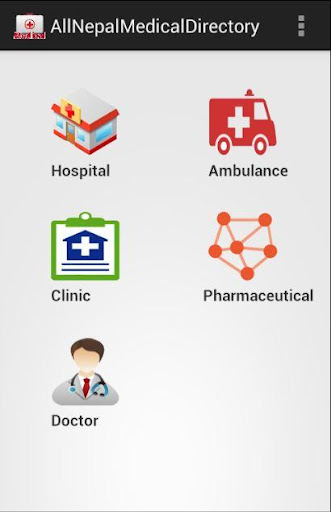 All Nepal Medical Directory