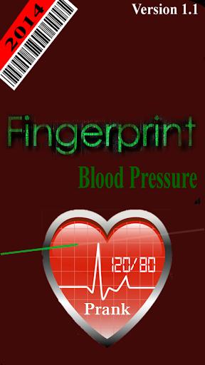 指紋血壓樂趣