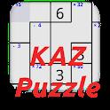 KAZ Puzzle logo