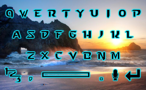 【免費工具App】Serenity Keyboard Design-APP點子