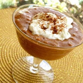 Ultimate Irish Cream Chocolate Mousse