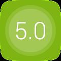GO Launcher EX UI5.0 theme download