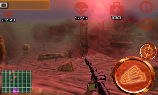外星人狙擊手3D