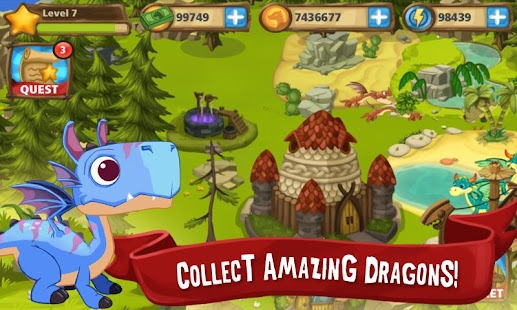 Little Dragons- screenshot thumbnail