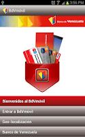 Screenshot of BdVmóvil