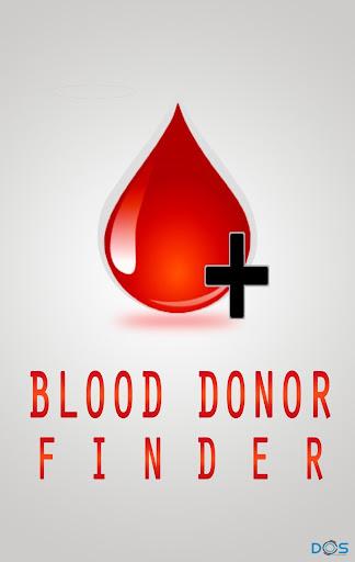 Blood Donor Finder For BD