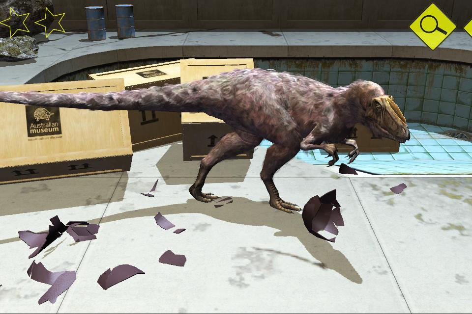 Tyrannosaurs- screenshot