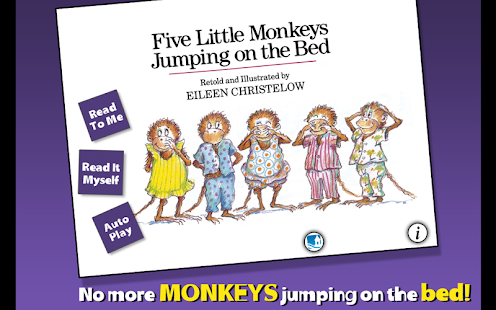 5 Monkeys Jumping on the Bed- screenshot thumbnail
