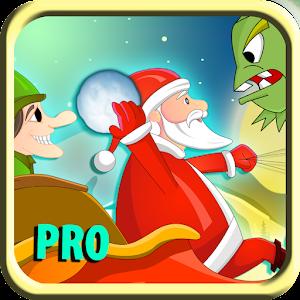 Santa Claus Rooftop Run FULL 冒險 App Store-癮科技App