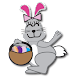 Bunny's Easter Egg Hop 'N Drop