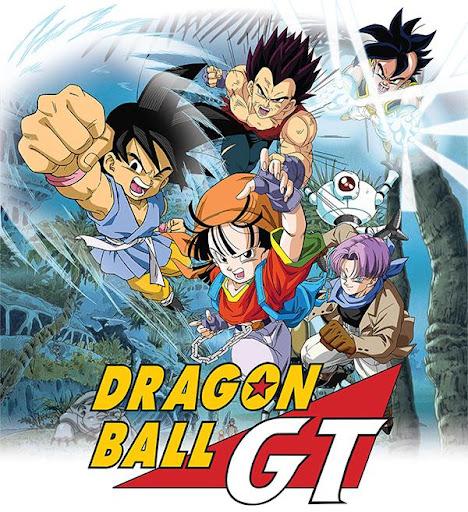 Dragonball GT Full Movies HD