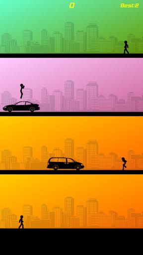 玩命跳车 - 史上最难挑战 千万不要在家尝试