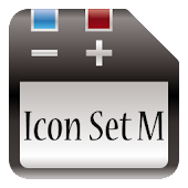 Icon Set M ADW/Circle Laun/DVR