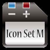 Icon Set M ADW/Circle Laun/DVR