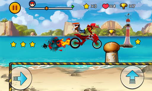 Moto Extreme - Moto Rider