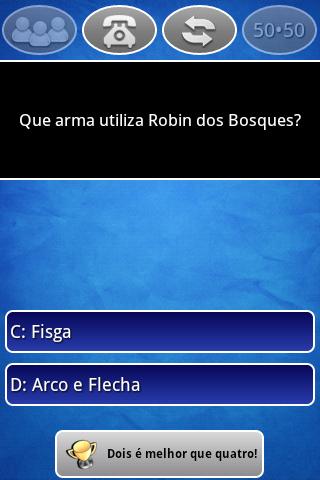 Quem quer ser rico?- screenshot