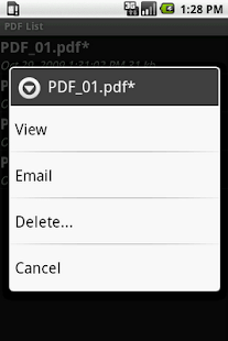 Scan2PDF Mobile Lite- screenshot thumbnail