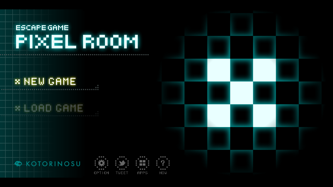 Pixel Room -Escape Game-- screenshot