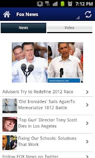 Best US News Websites - screenshot thumbnail
