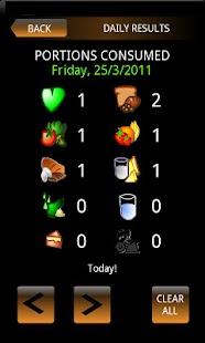 CheckOff Diet Tracker- screenshot thumbnail