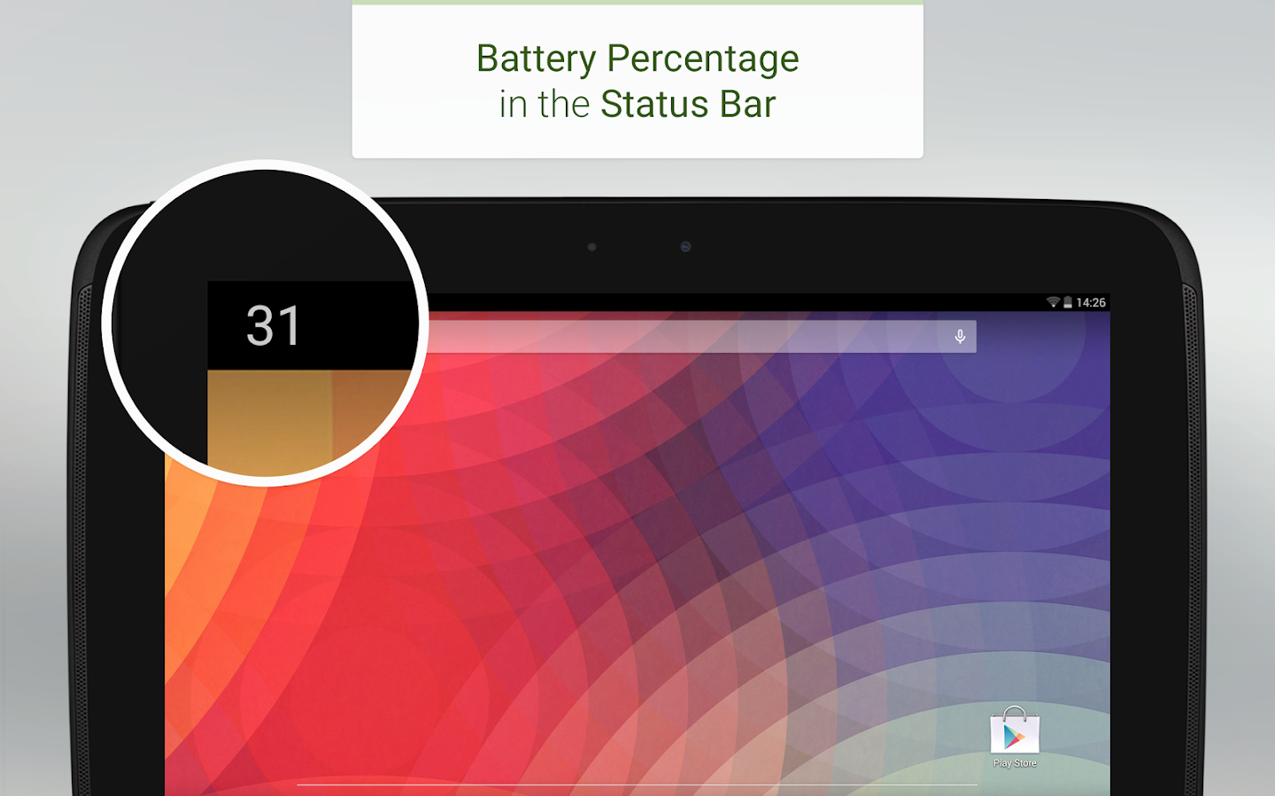 Battery - screenshot