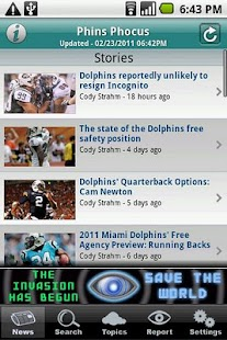 Phins Phocus - screenshot thumbnail